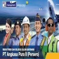 Staf Administrasi PT Angkasa Pura II Persero Indonesia